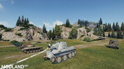 Remodel A-20 in BT-42 by kot_tankoT 1 0 2 3 [1.0.2.3] - Direct Download image